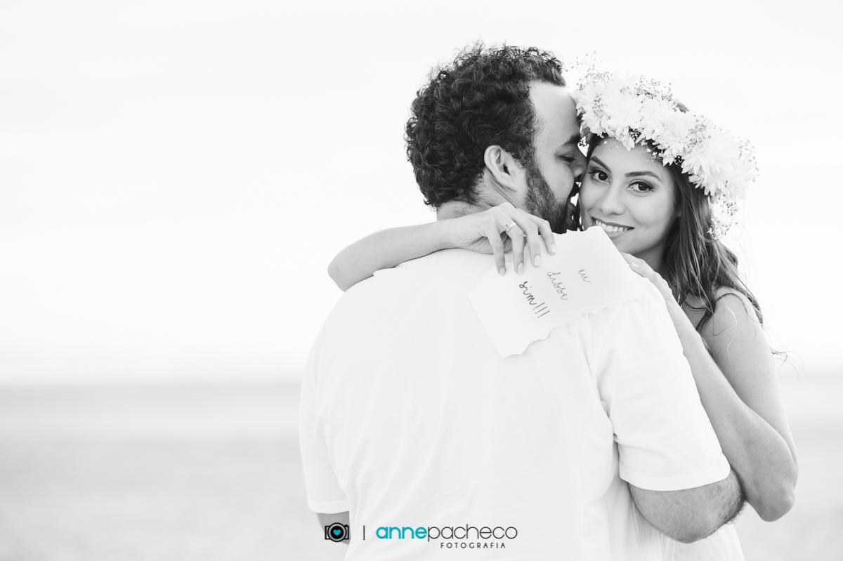 Foto de Gabriela e Felipe