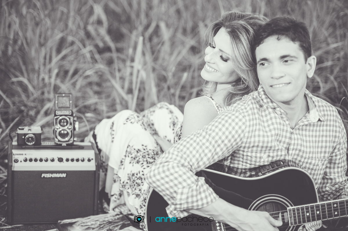 Foto de Karol e Tulio