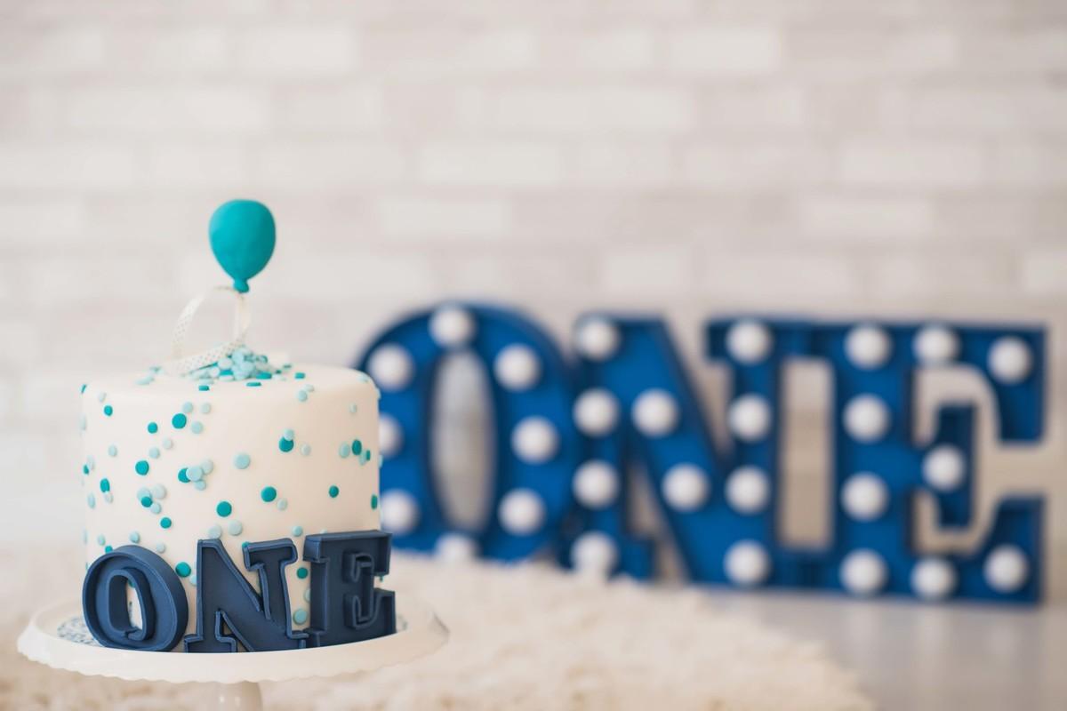 Ensaio LIFE {Birthday} - Estúdio - Smash the Cake - Aniversário - 1 ano - estúdio - bolo - boloccino