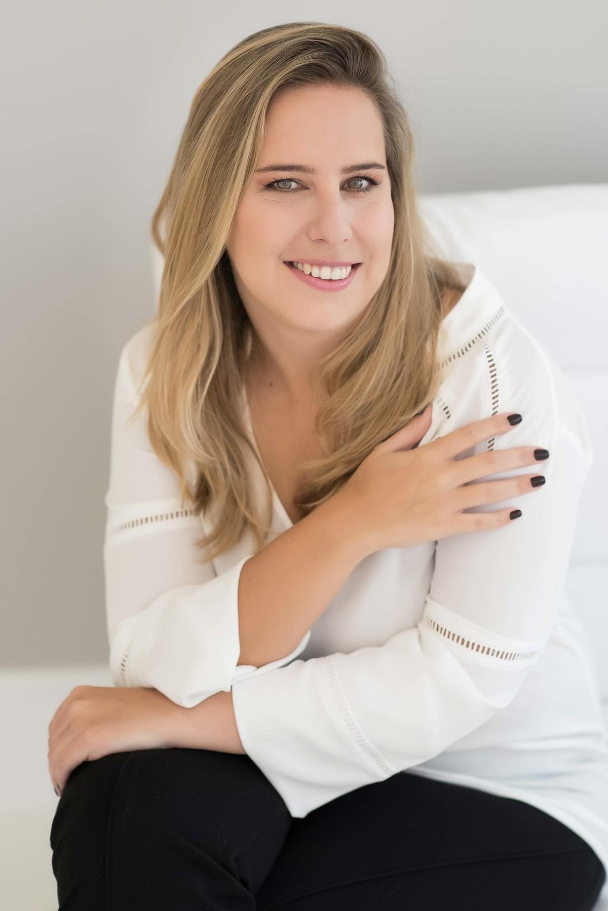 Ensaio fotográfico - perfil profissional - estúdio - empresária