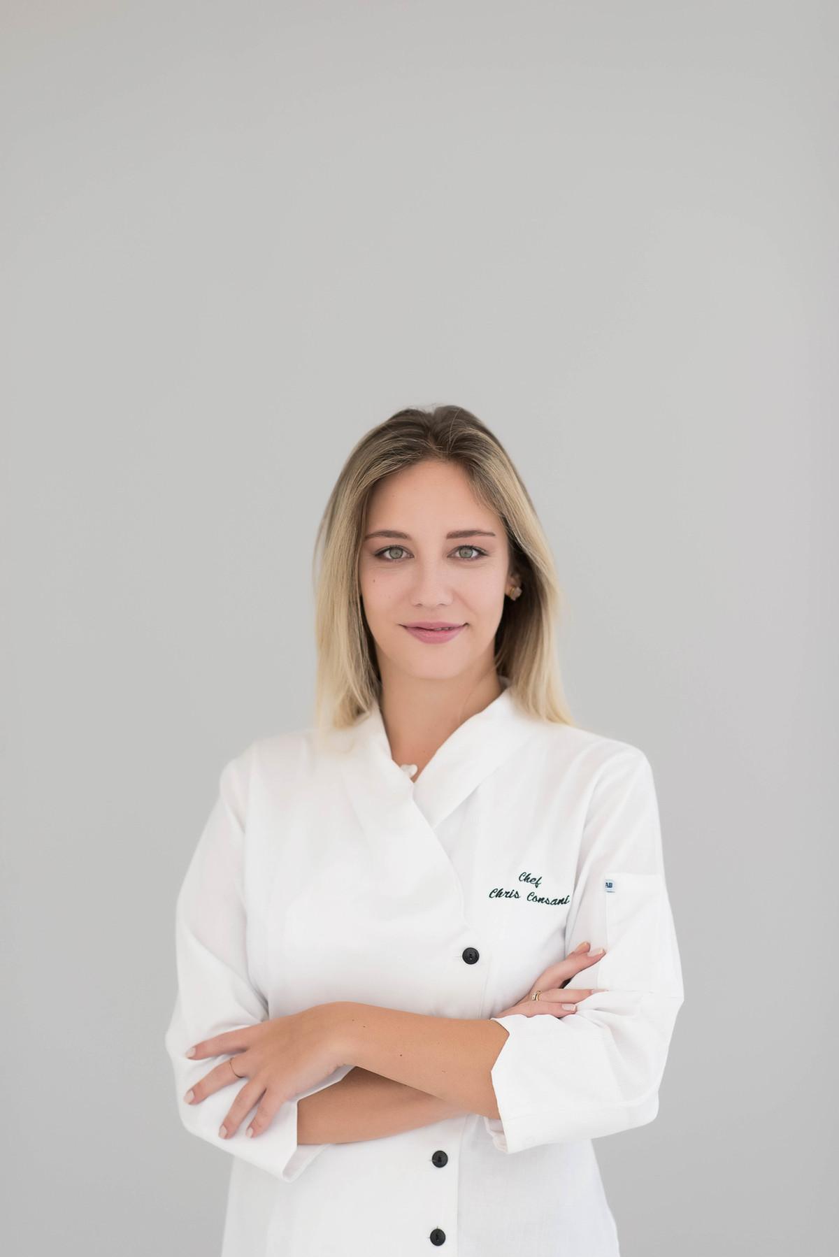 Ensaio fotográfico - perfil profissional - estúdio - chef cozinha
