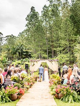 Weddings de Leila e Tiago - Wedding em Massaranduba - Santa Catarina - Brasil