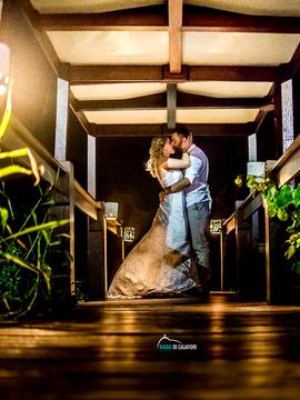 Weddings de Gabriela e João em Pousada Refúgio das Galés - Bombinhas - SC
