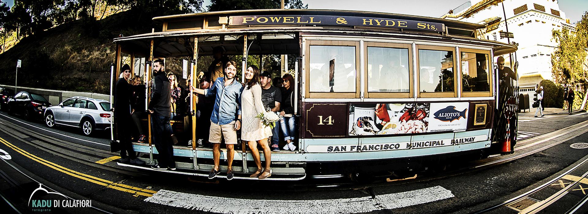 Pre Wedding de Fernanda e Ivo em San Francisco - Califórnia - EUA