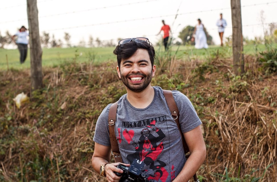 Sobre Raphael Oliveira | Fotografo de Casamento e Família