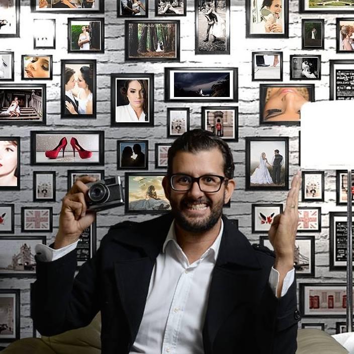 Sobre Alexandre Gomes Reis Fotógrafo de Casamento