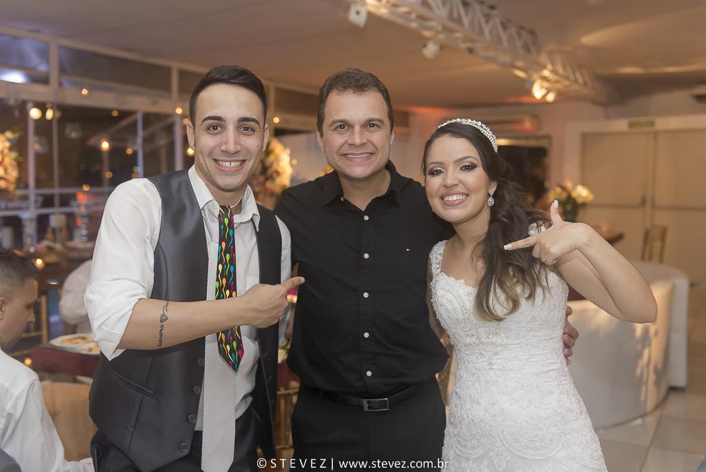 Foto de Ana Paula e Felipe