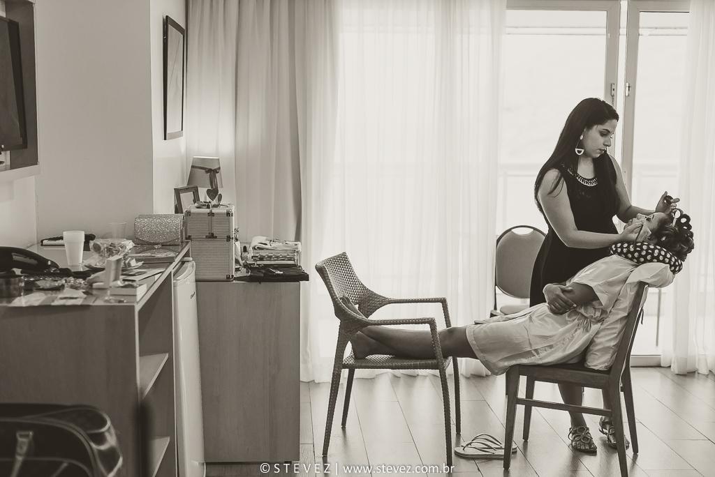 Foto de Tamyres e Vitor