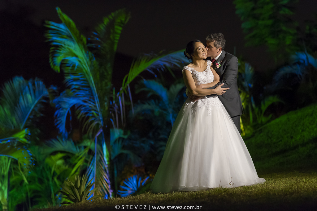 Foto de Ana Sayuri e Edison