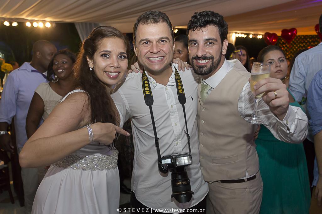 Foto de Eliane e Marcos