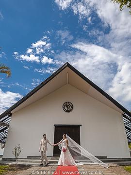 Casamento de Eliane e Marcos em Templo Hoshoji - Casamento Budista