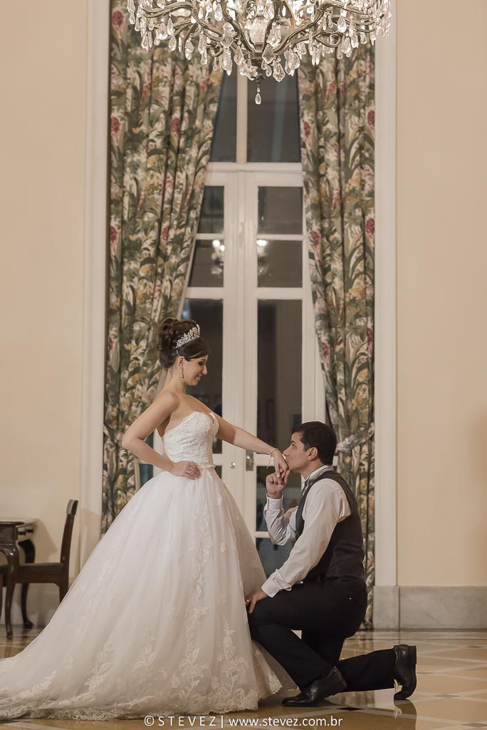 Foto de Leticia e Eduardo