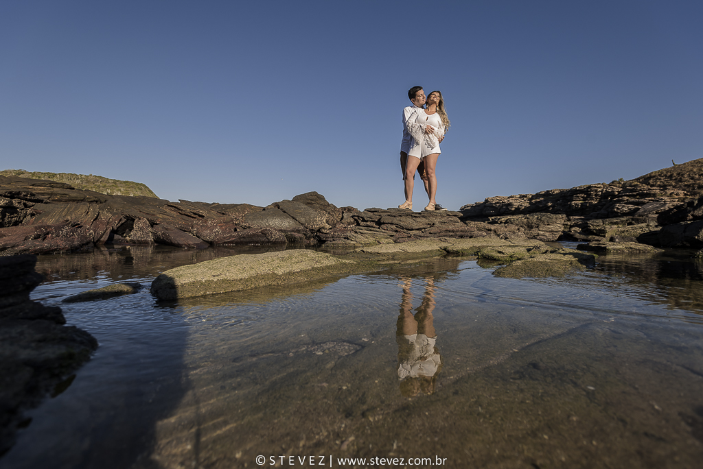 Foto de Renata e Daniel