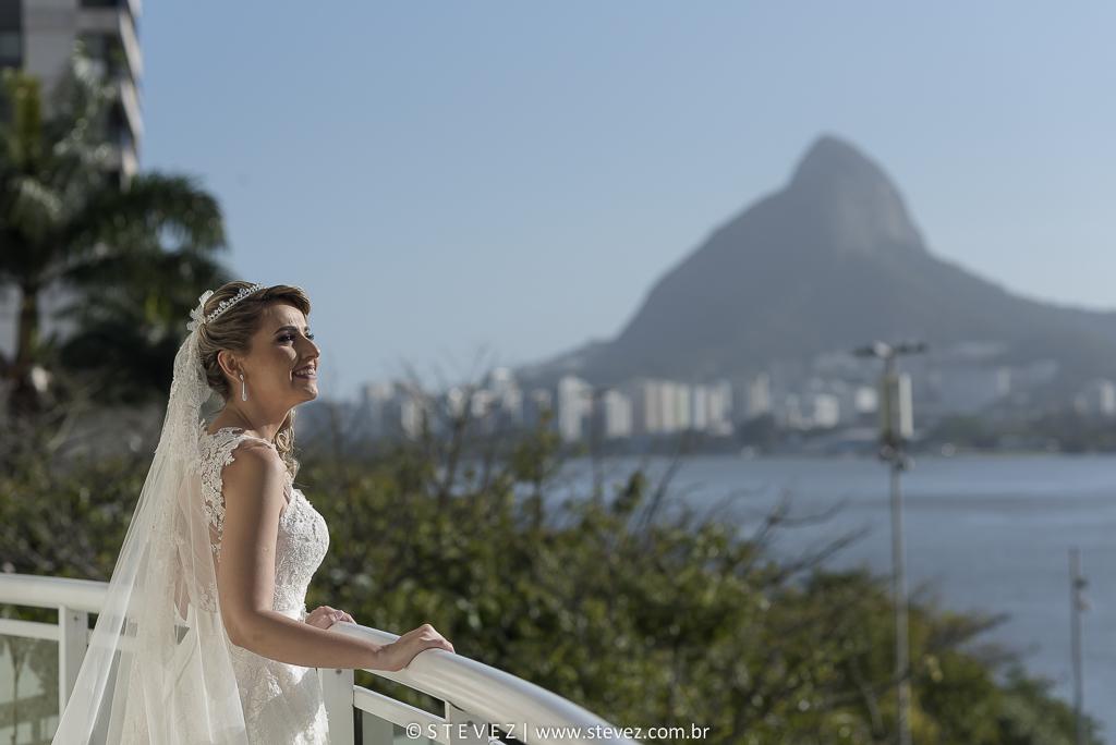 Foto de Claudia e Thiago