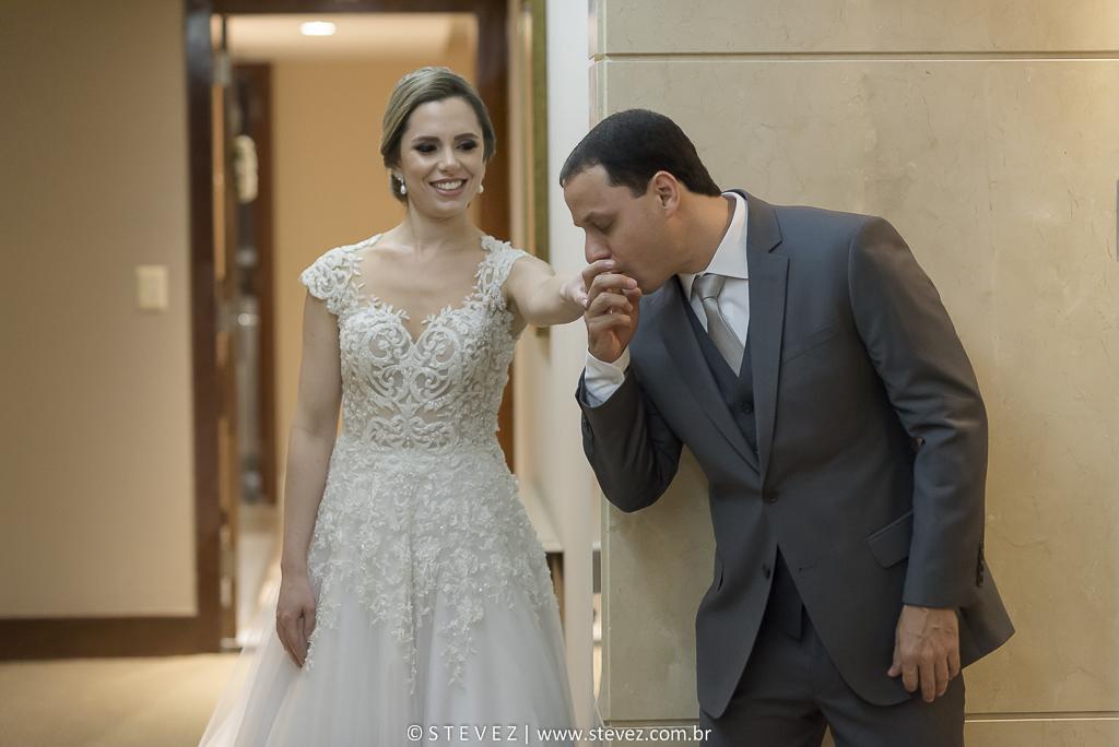 Foto de Verônica e Flavio