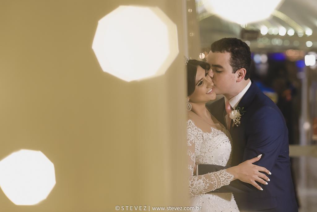 Foto de Isabel e Thiago