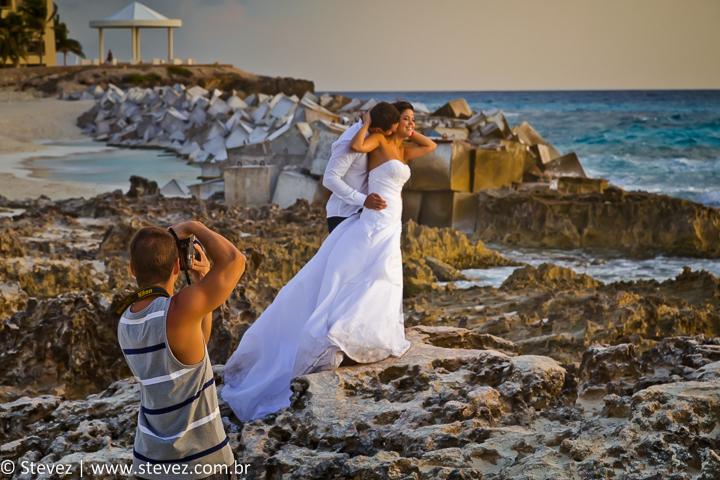 Foto de Carol e Thiago