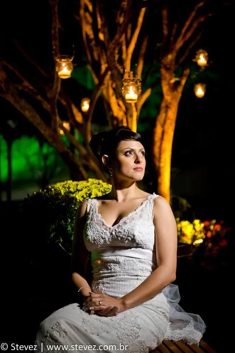 Foto de Thalita e Bruno