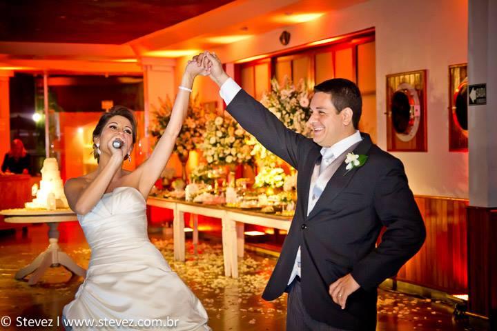 Foto de Natalia e Rafael