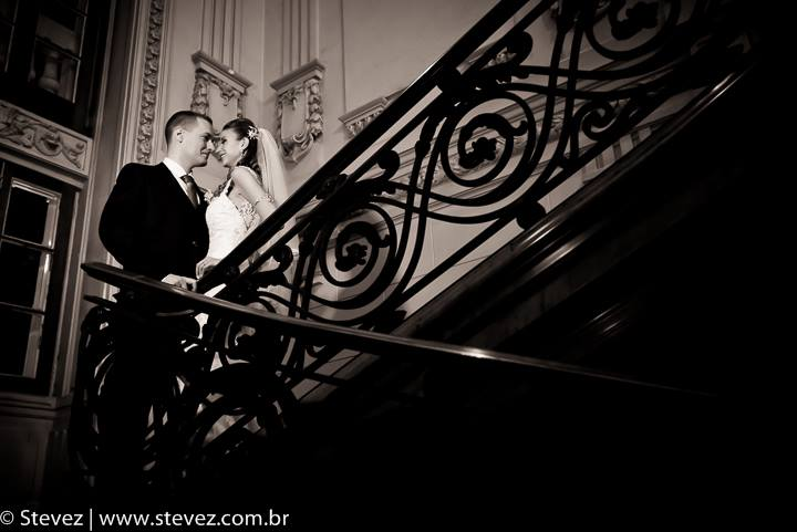 Foto de Katia e Dan
