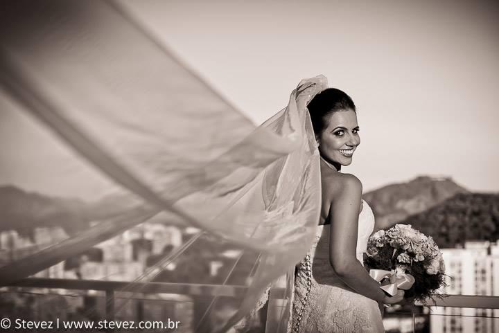 Foto de Marcia e Bernardo