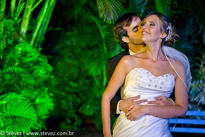 Foto de Renata e Felipe