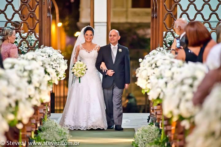 Foto de Vanessa e Felipe