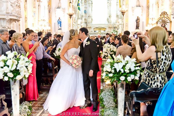 Foto de Daniela e Marcelo