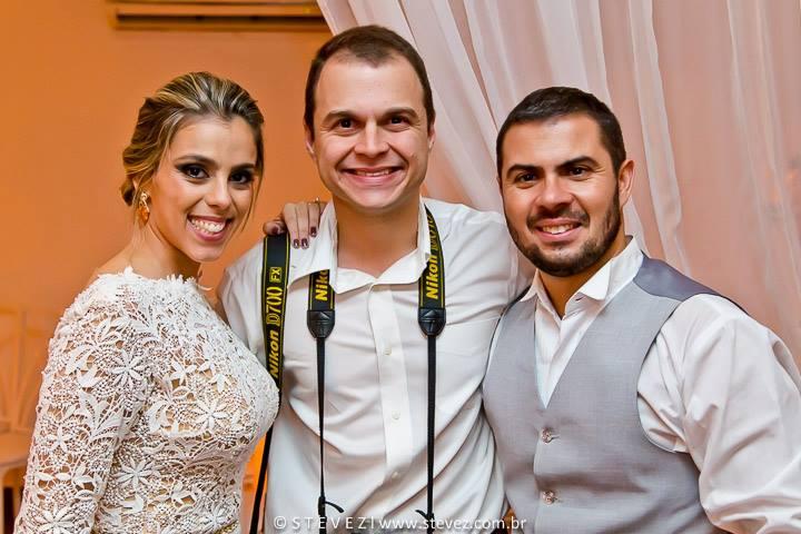 Foto de Isabella e Mario