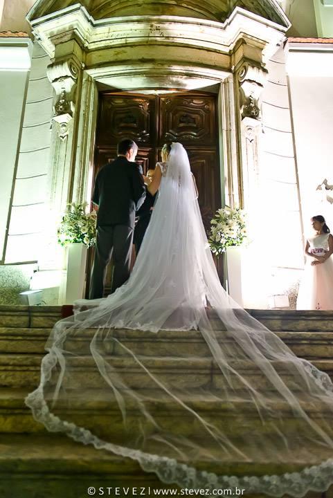 Foto de Flavia e Bruno