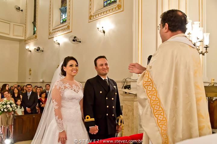 Foto de Beatriz e Brunno