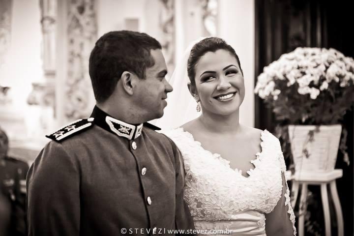 Foto de Mariana e Yohan