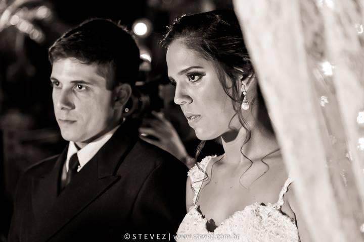 Foto de Thais e Felipe