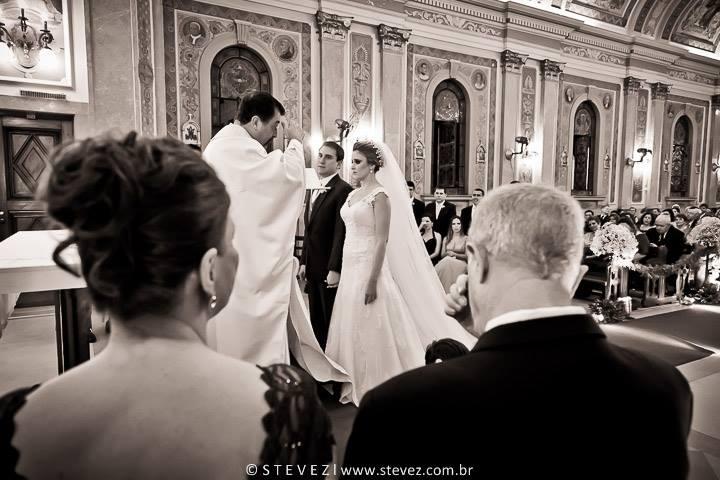 Foto de Maria Fernanda e Bruno
