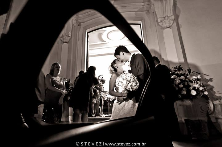 Foto de Ana Paula e Diogo