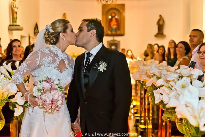Foto de Rosa e Diogo