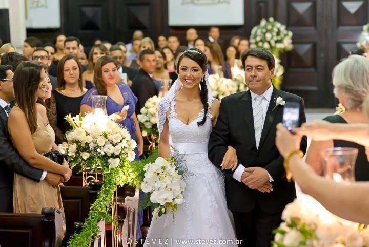 Foto de Cinthia e Miguel