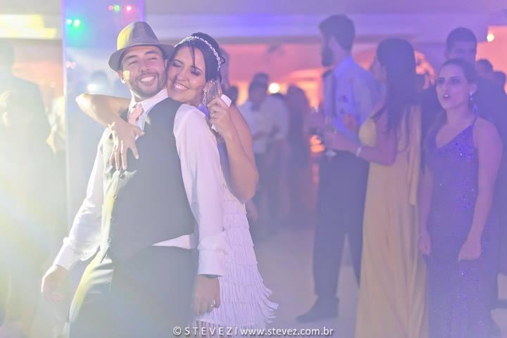 Foto de Tatiana e Ricardo