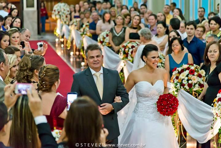 Foto de Vanessa e Ricardo