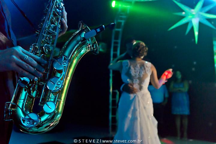 Foto de Alice e Luiz