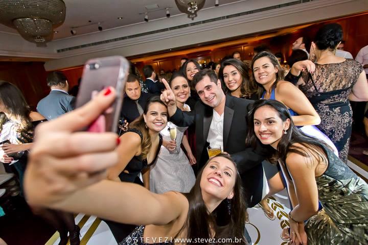 Foto de Letícia e Mauricio