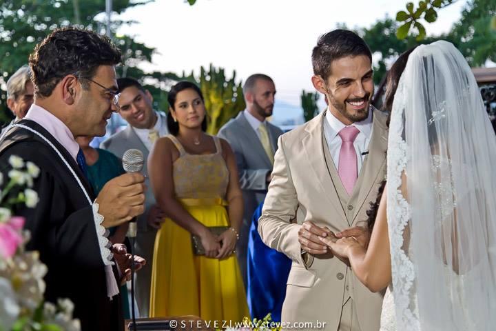 Foto de Mariana e Guilherme