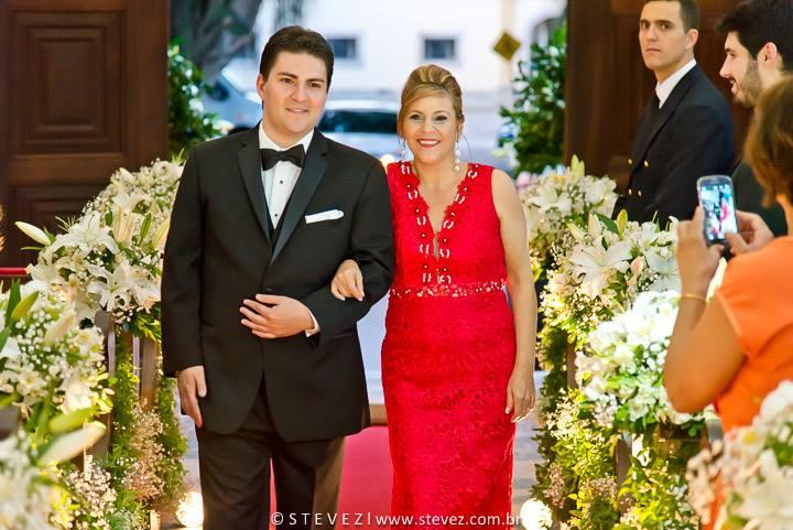 Foto de Andréa e Daniel