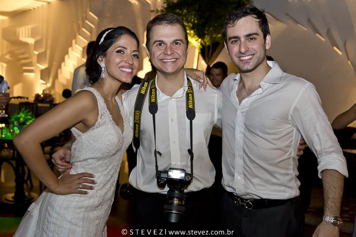 Foto de Nathalie e Guilherme
