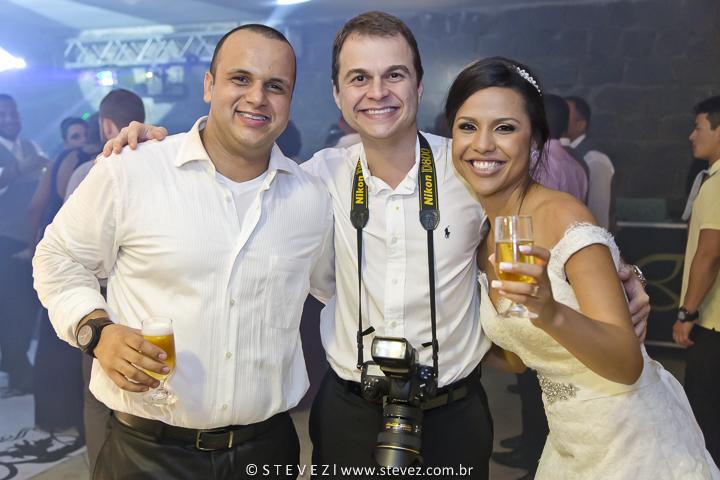 Foto de Talita e Luiz