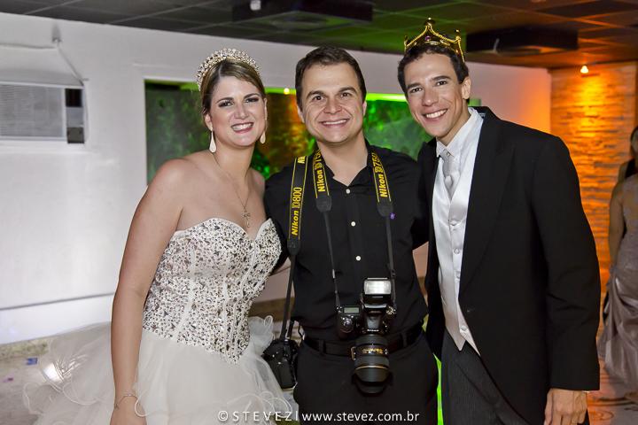 Foto de Manoela e Eduardo