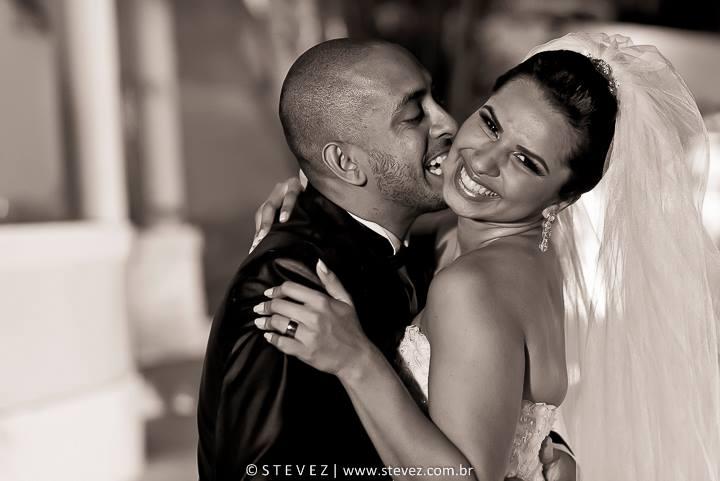 Foto de Priscila e Fabiano