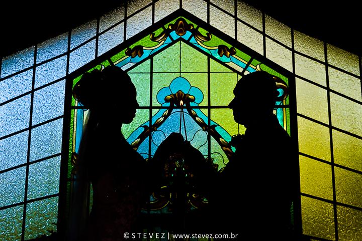 Foto de Paula e Alex
