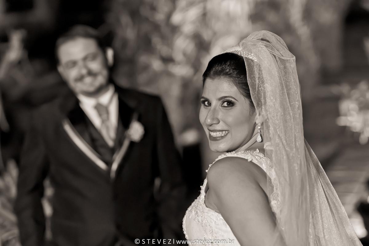 Foto de Cynthia e Julio
