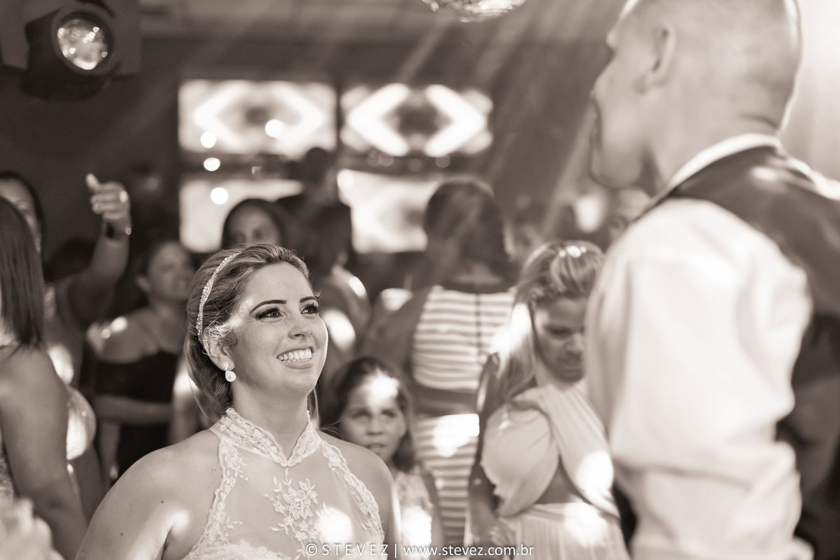 Foto de Camila e Emanuel